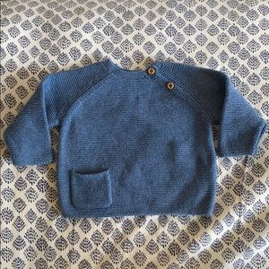 Zara baby boy knit